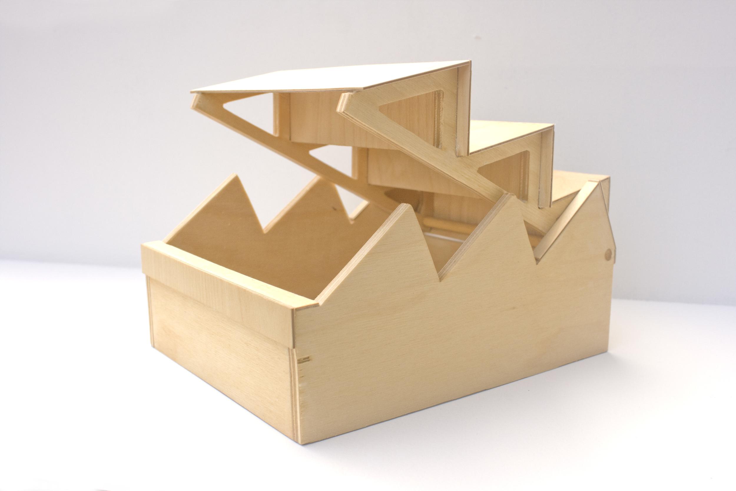 WALLIS 'Box Factories'