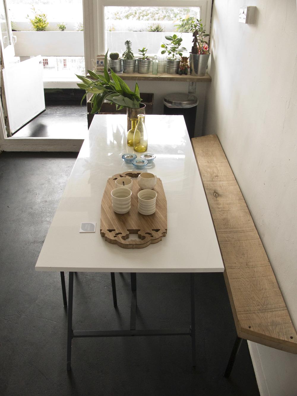 Kitchen_Handled Board