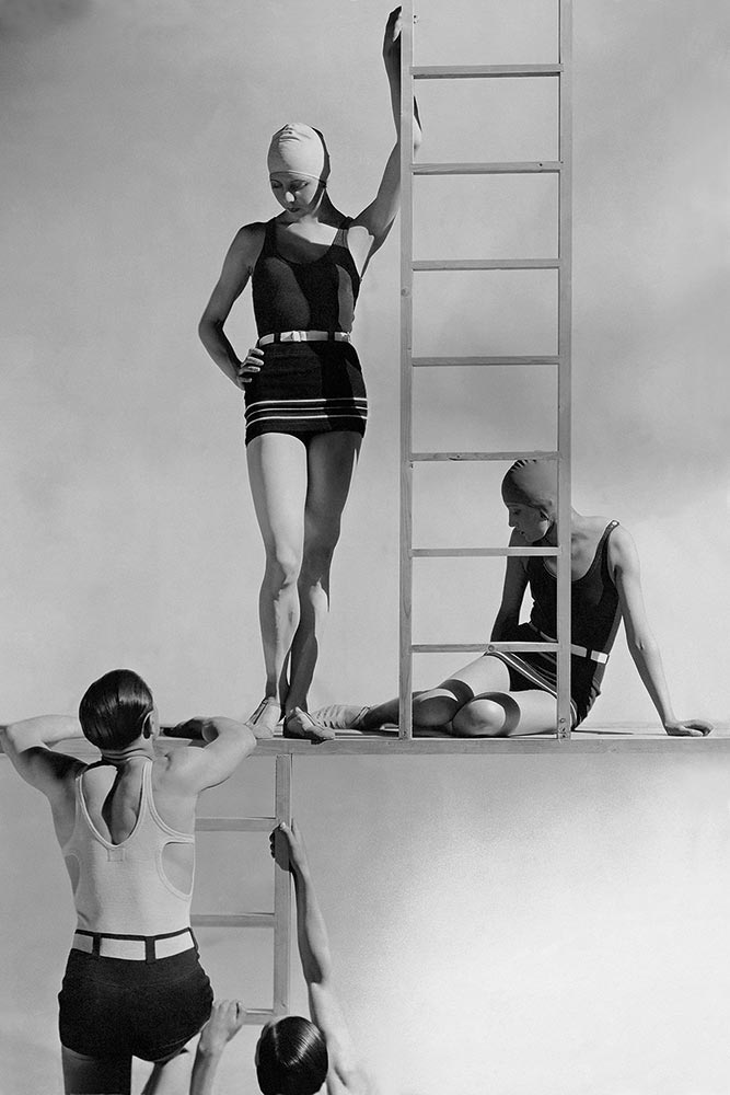 bare facts about fashion 1929