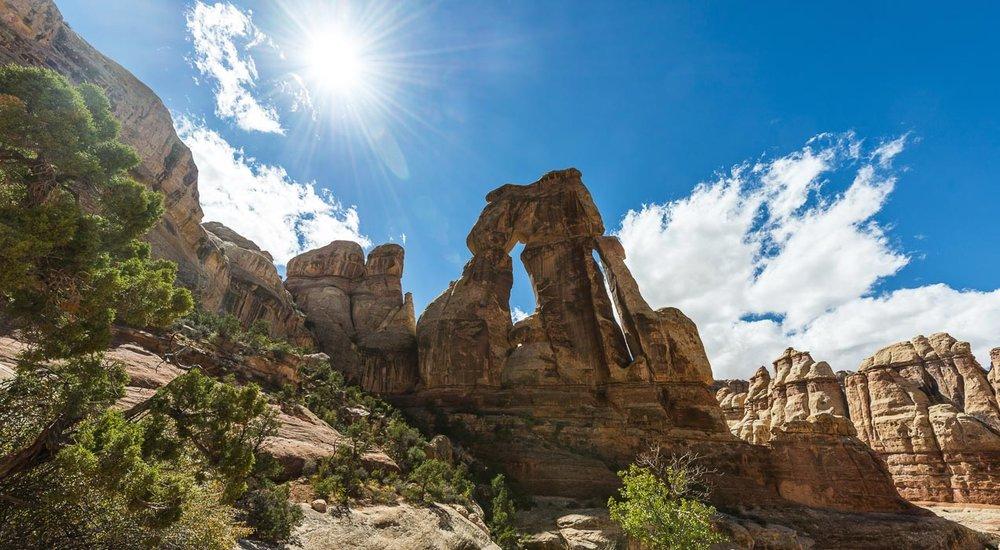 Druid Arch