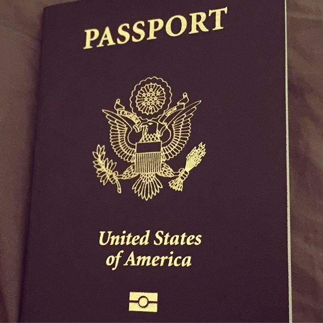 Passport came in yesterday with barely a day left 🎊🎉That's some tight and efficient work 🤓from the outgoing State Department. (A big thanks to TAP for absolutely zero assistance and help. 🖕)