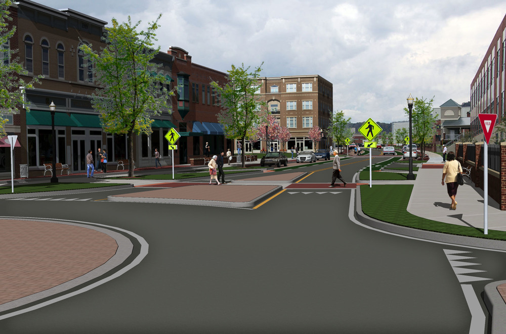 A vision for a more walkable, bikeable, livable and prosperous future in Kingsport, Tennessee