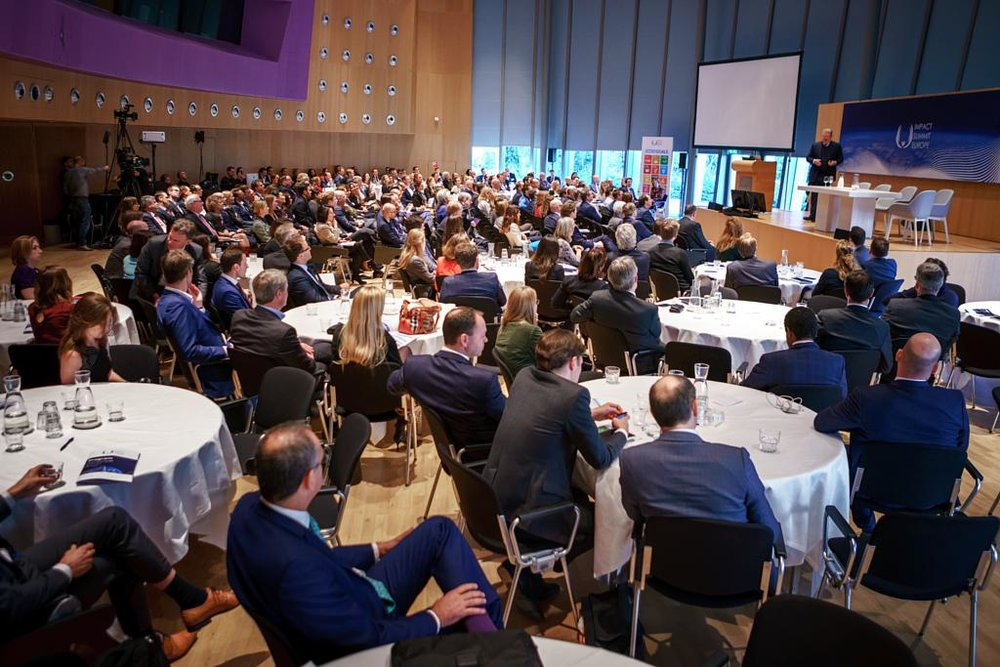 Educate & Convene - To educate the traditional and impact investing community, we convene Impact Summit Europe, the leading impact investing conference for institutional investors. In addition, we organize in-company trainings and workshops (staff and board-level) on impact investing