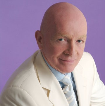 DR. MARK MOBIUS -