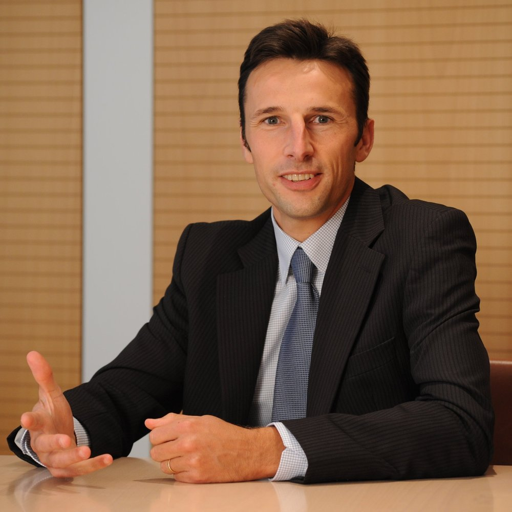 BERTRAND GACON - LOMBARD ODIER ASSET MANAGEMENT