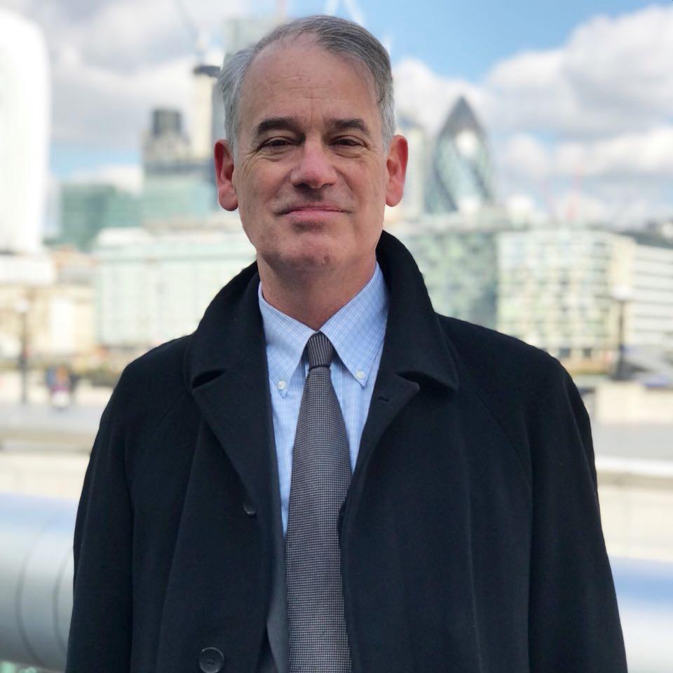 Sean Kidney | Climate Bonds Initiative