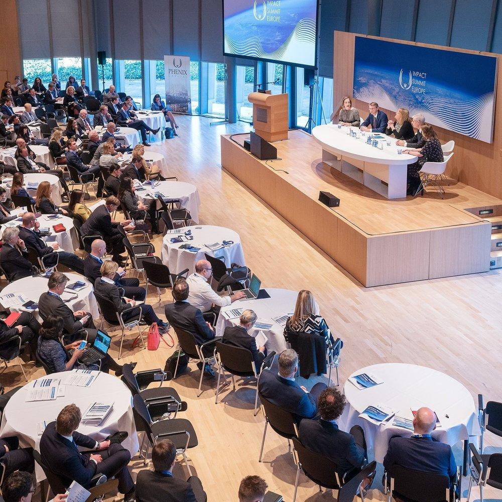 Impact Summit Europe - Impact Investing for Institutional Investors
