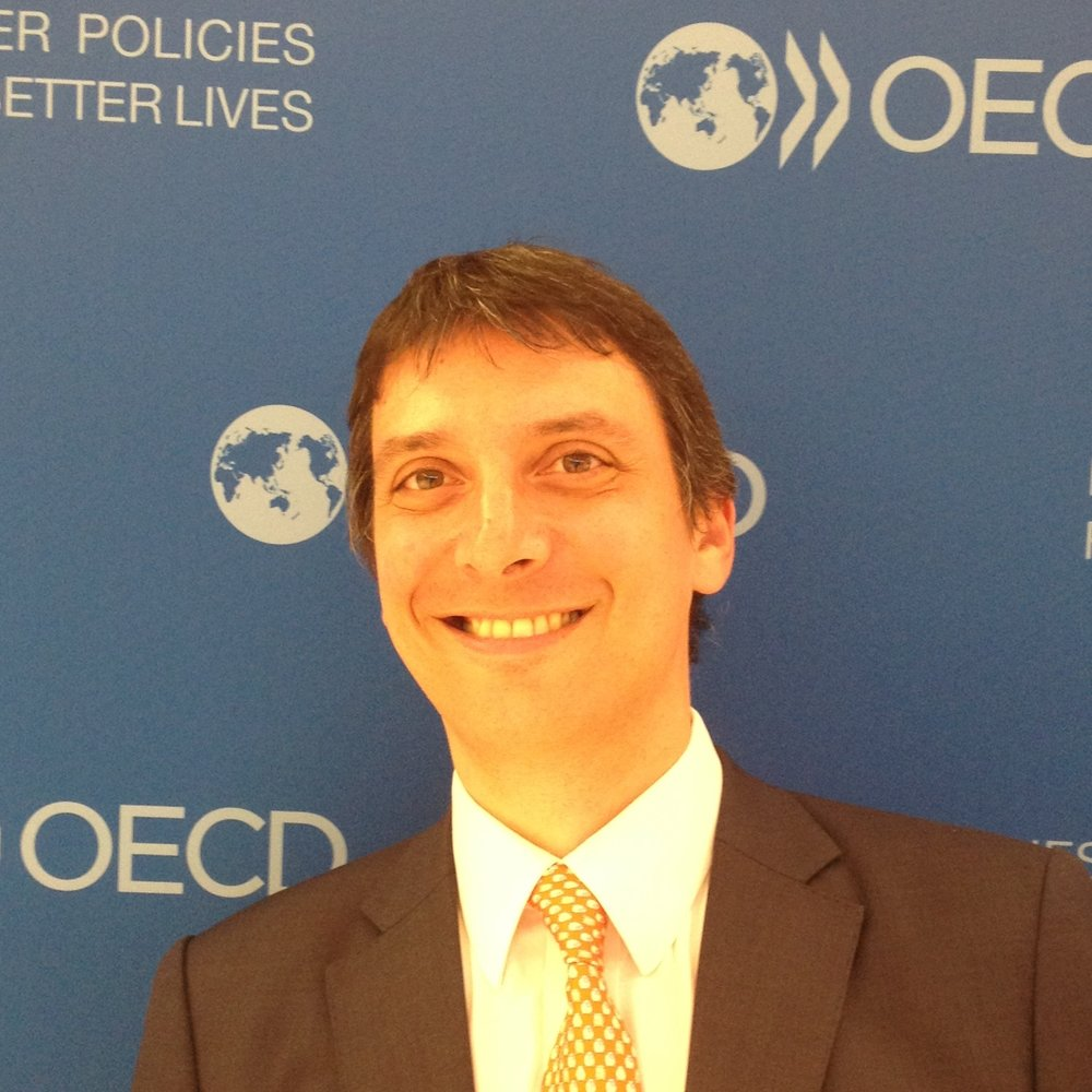 Lorenzo Pavone - OECD Development Centre