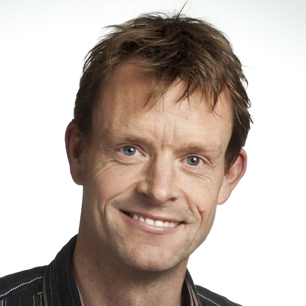 Johan Verburg - OXFAM NOVIB