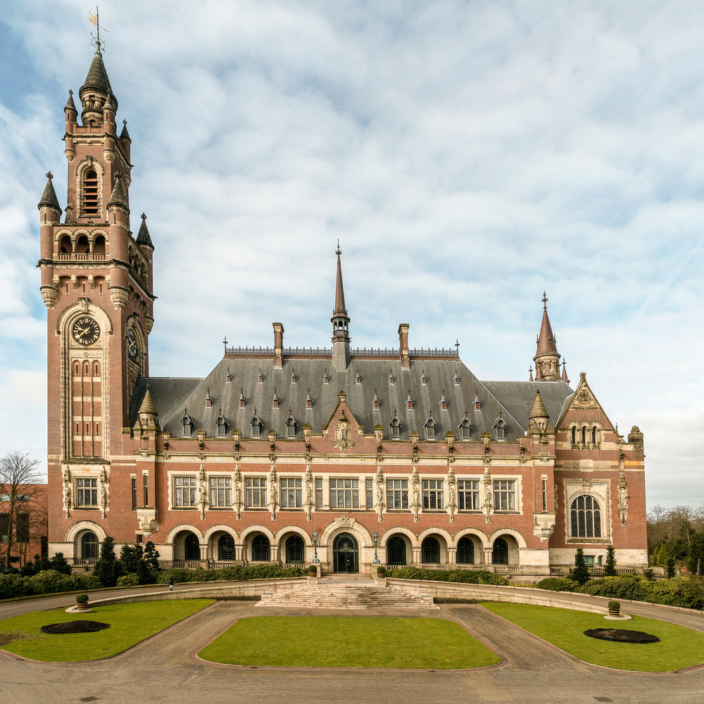 5th IMPACT SUMMIT EUROPE    2-3 April 2019 | Peace Palace, The Hague