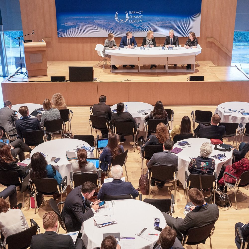 4th IMPACT SUMMIT EUROPE     20-21 March 2018 | Peace Palace, The Hague, The Netherlands