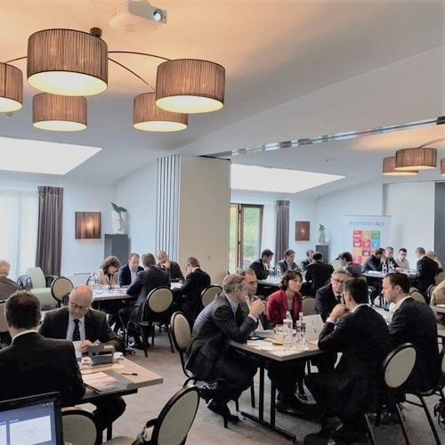 IMPACT SEMINAR SERIES: LISTED EQUITY     12 October, 2017 | Rosarium, Amsterdam, The Netherlands