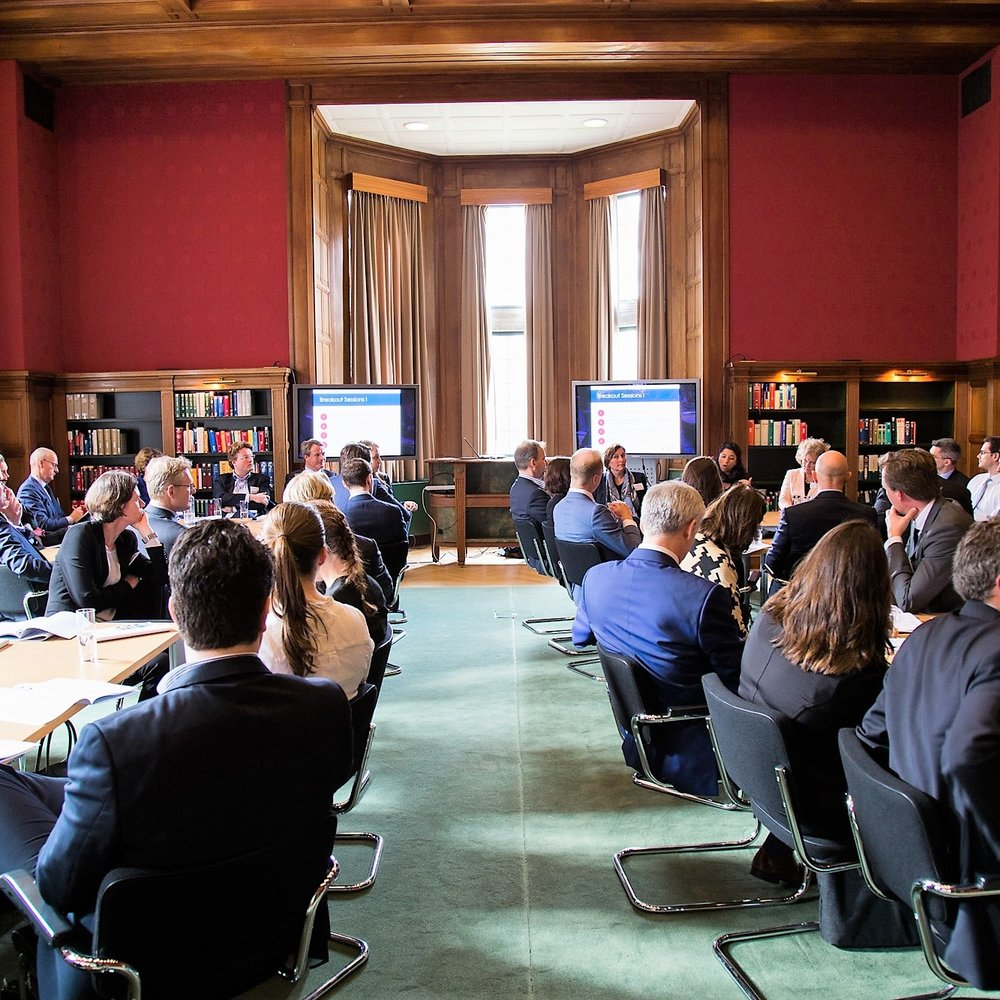1st IMPACT SUMMIT EUROPE     19-20 May 2015 | Peace Palace, The Hague, The Netherlands
