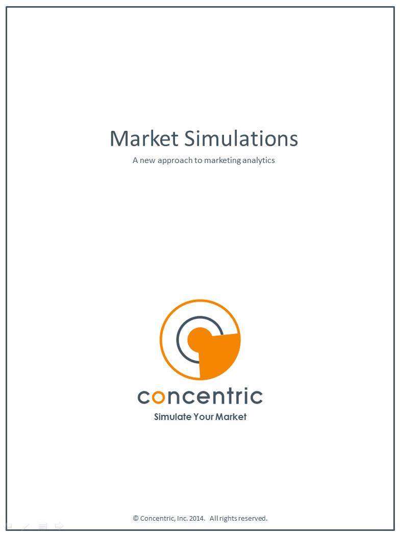 market simulations