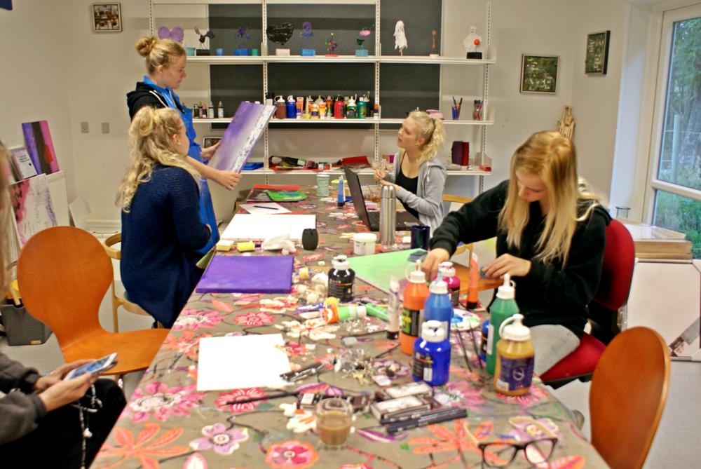 Kreativ Bindernæs Efterskole