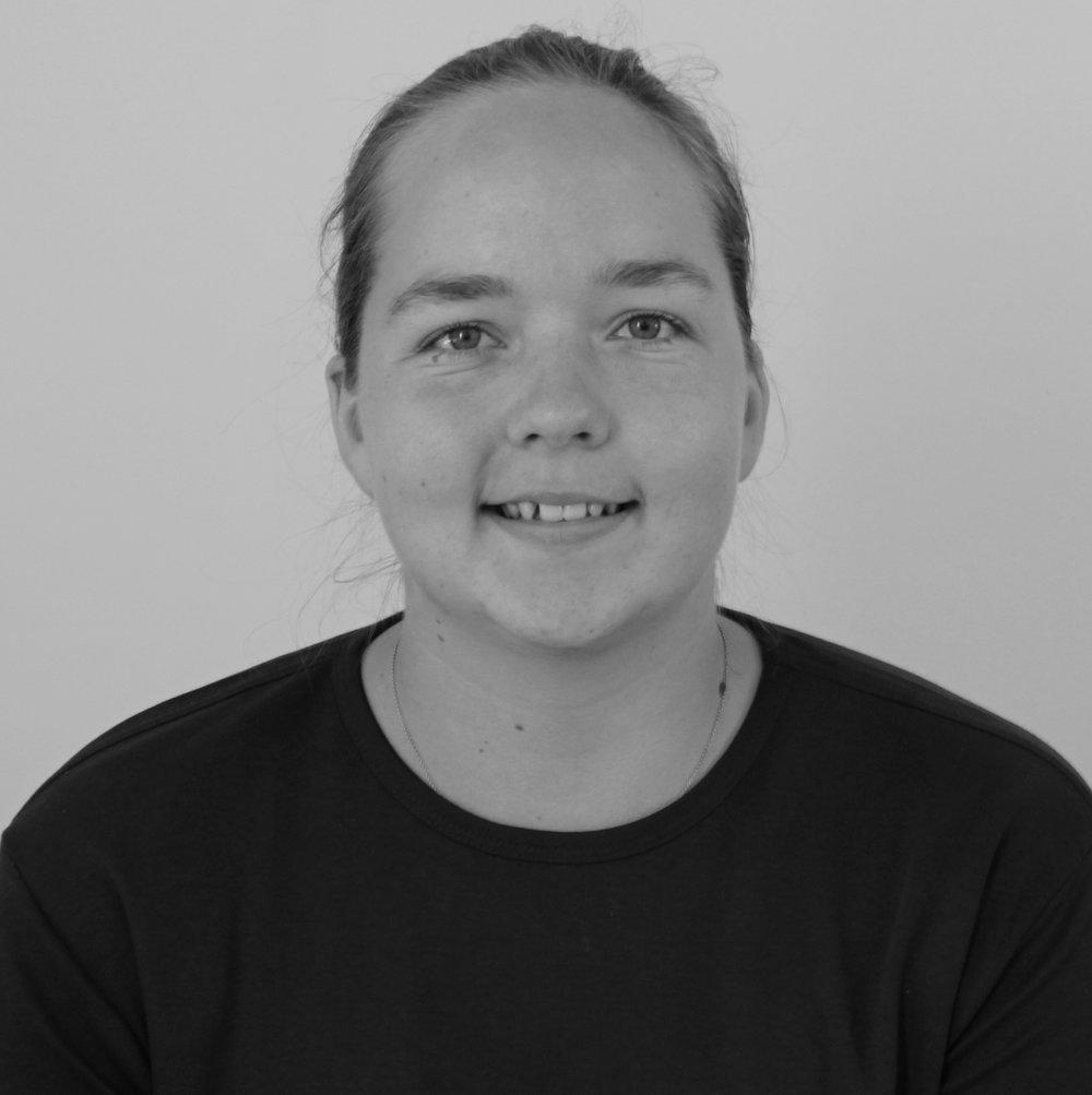 Nana Belli (NB)Køkkenassistent  Tlf.54 60 40 40   nb@bindernaes.dk