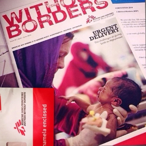 Early Oct, I received a letter from MSF  that extended the warmest welcome to join their team July 2015 to embark on this new journey