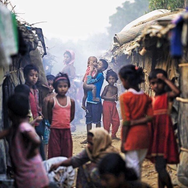 Over 168,000 Rohingya people fleeing violence and desperation in #Myanmar have sought safety and stability in countries like #Bangladesh and #Malaysia in the last five years.  These #Rohingya children, women and men are highly vulnerable and risk being re-victimized, even in exile, unless urgent action is taken. We are working with host countries on the temporary stay and protection of #Rohingyarefugees, which includes granting them access to basic services and legal work. This will enable them to be self-reliant until longer-term solutions are found. We are also advocating with the Myanmar authorities for the full resumption of humanitarian access to vulnerable people in northern Rakhine state.  The total number of Rohingya refugees and internally displaced Rohingya in the region is estimated at 420,000 and 120,000 respectively.  UNHCR/Saiful Huq Omi