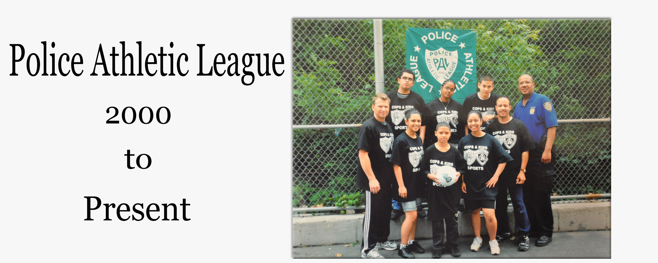 history police athletic league inc