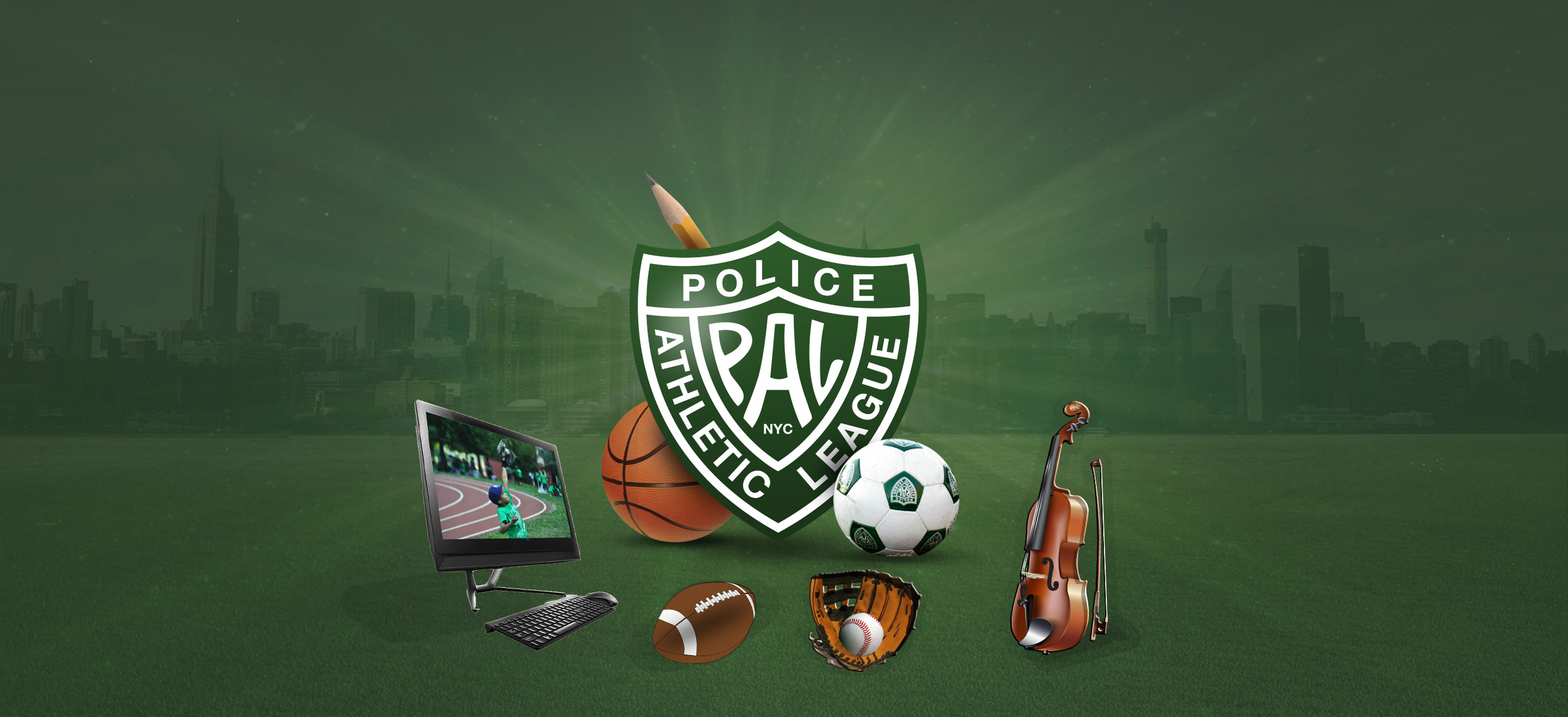 police athletic league inc