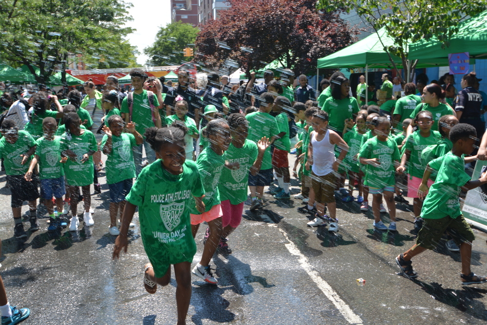 PLAYSTREETS and Summer camps