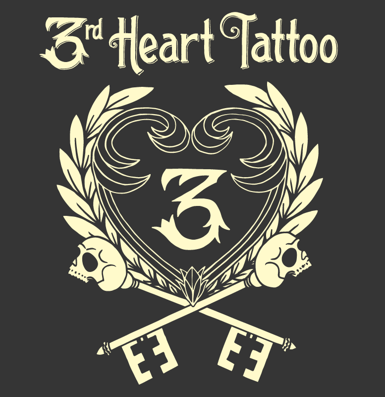 3rd Heart Tattoo