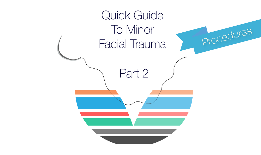 Facial lacerations repair emedicine — img 10