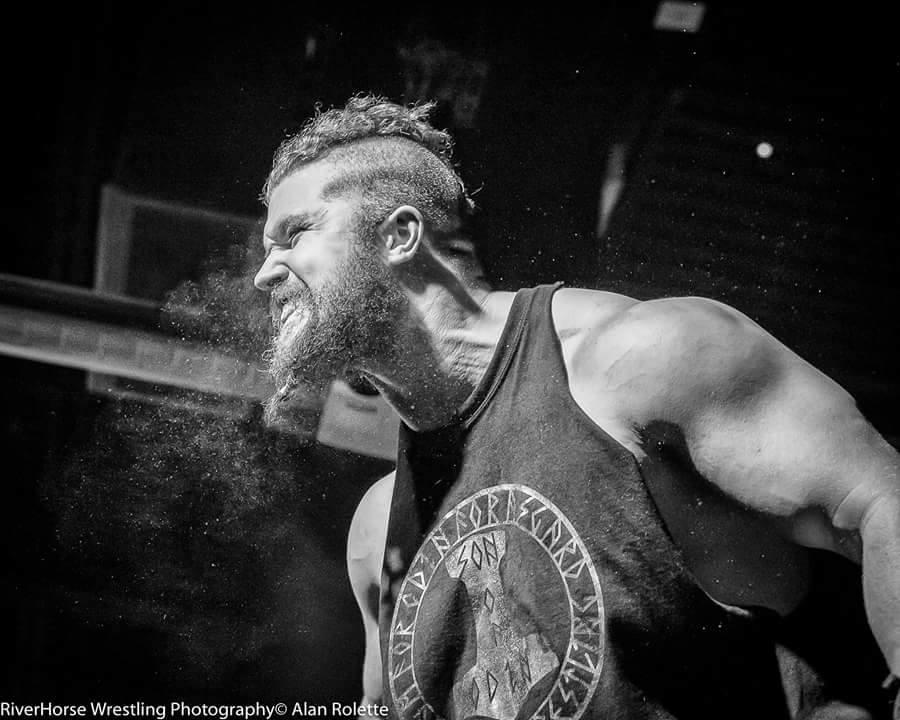 Photo:  River Horse Wrestling Photography,Alan Rolette
