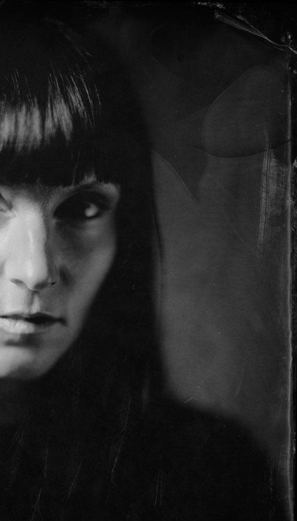 X. LINDY-FAY HELLA (WARDRUNA) - Norwegian vocalist and musician (Wardruna). November 2016.