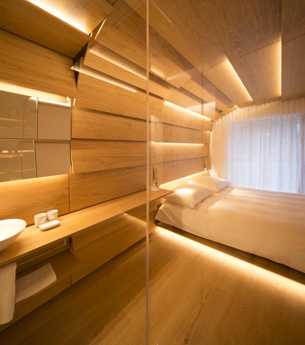 Kengo Kuma . 7132 Hotel Therme Vals — Ingo Rasp Photography