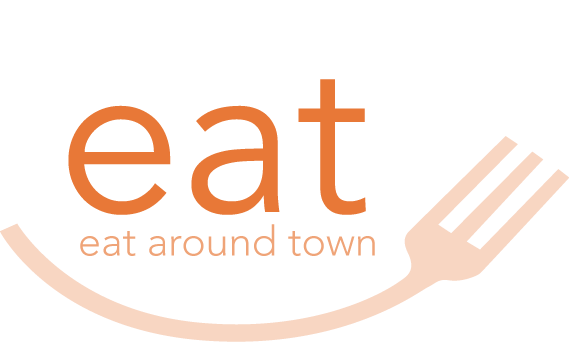 Eat Around Town Logo + Branding