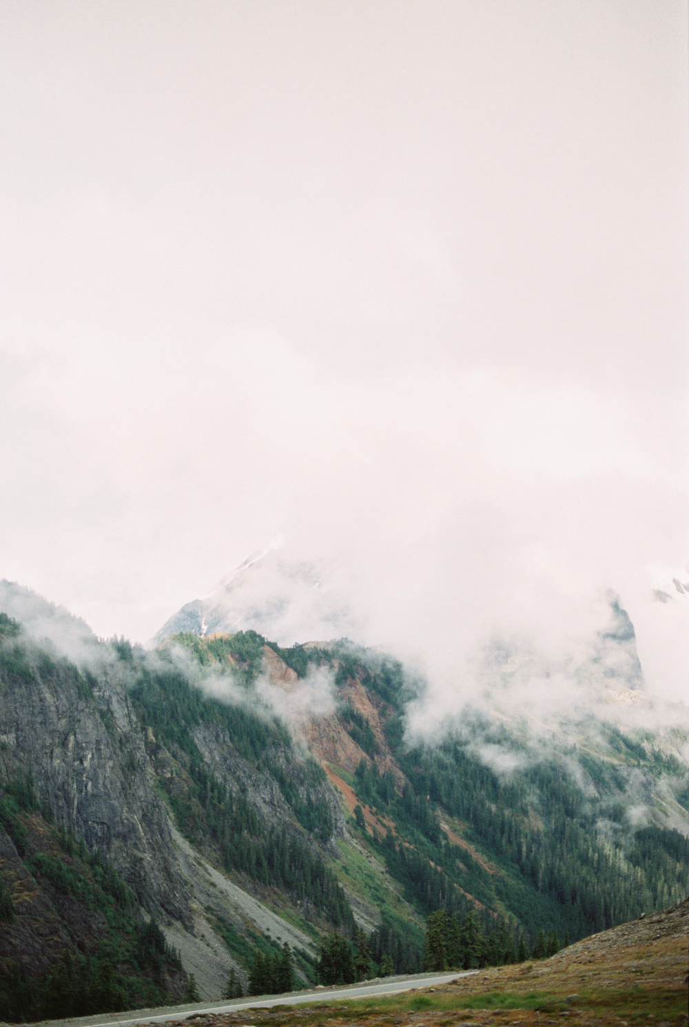 Mt. Baker - Washington Elopement Photographer - Washington Travel - Amanda Lenhardt Photography