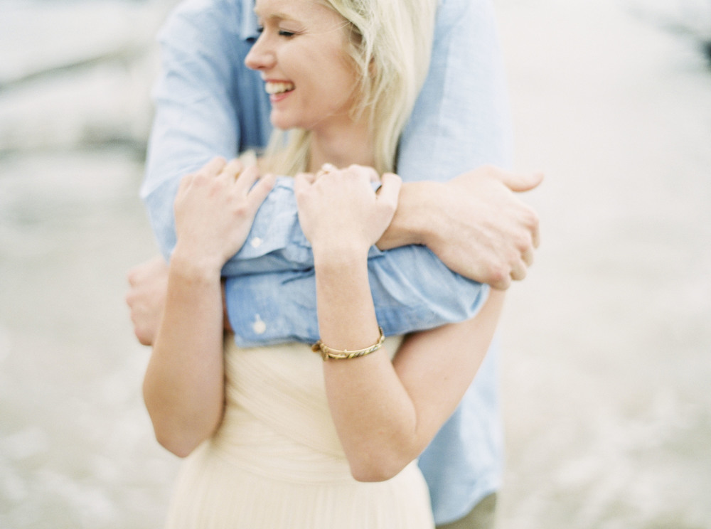 Little Talbot Island Engagement Session, Amanda Lenhardt Photography Dallas, Austin, and Destination