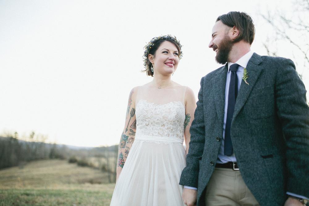 fine art weddings Amanda Lenhardt Photography