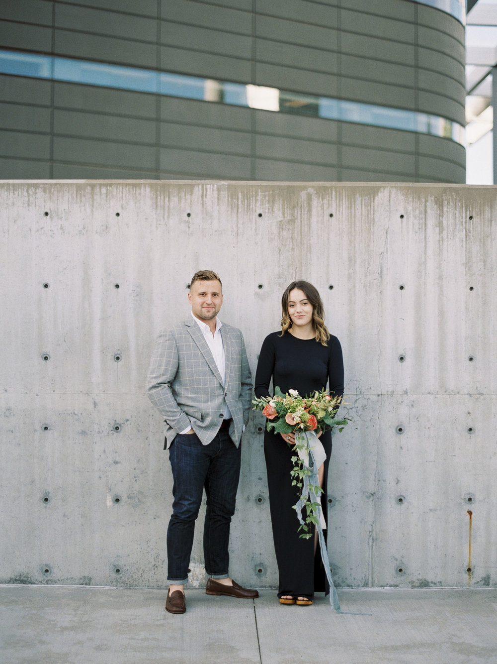Dallas Wedding Photographer, Amanda Lenhardt Photography, downtown Dallas engagement session