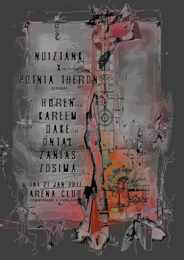 News potnia theron noiztank x potnia theron showcase night arena berlin 21012017 publicscrutiny Choice Image