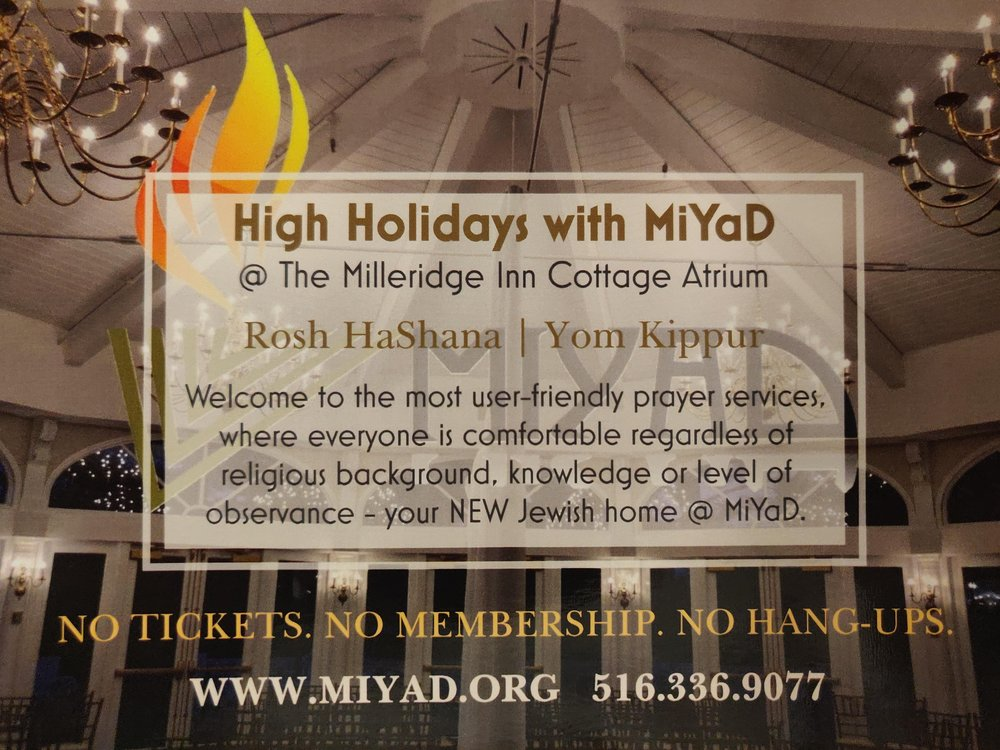 Upcoming Events — MiYaD
