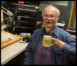 'Profiles in Folk' on WSHU host, Steve Winters