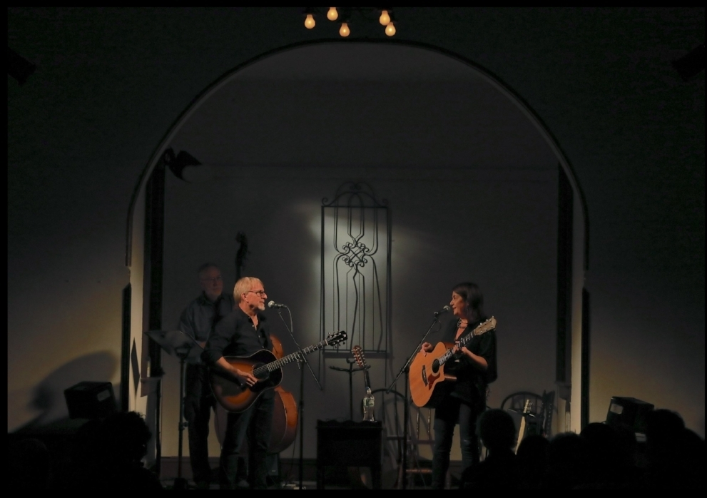 Concert @ Tompkins Corners Cultural Center……   Photo: Ross Corsair