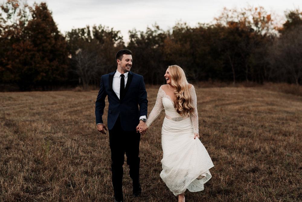 Logan + Madison Magill | Oklahoma City, OK — Kelcy Leigh