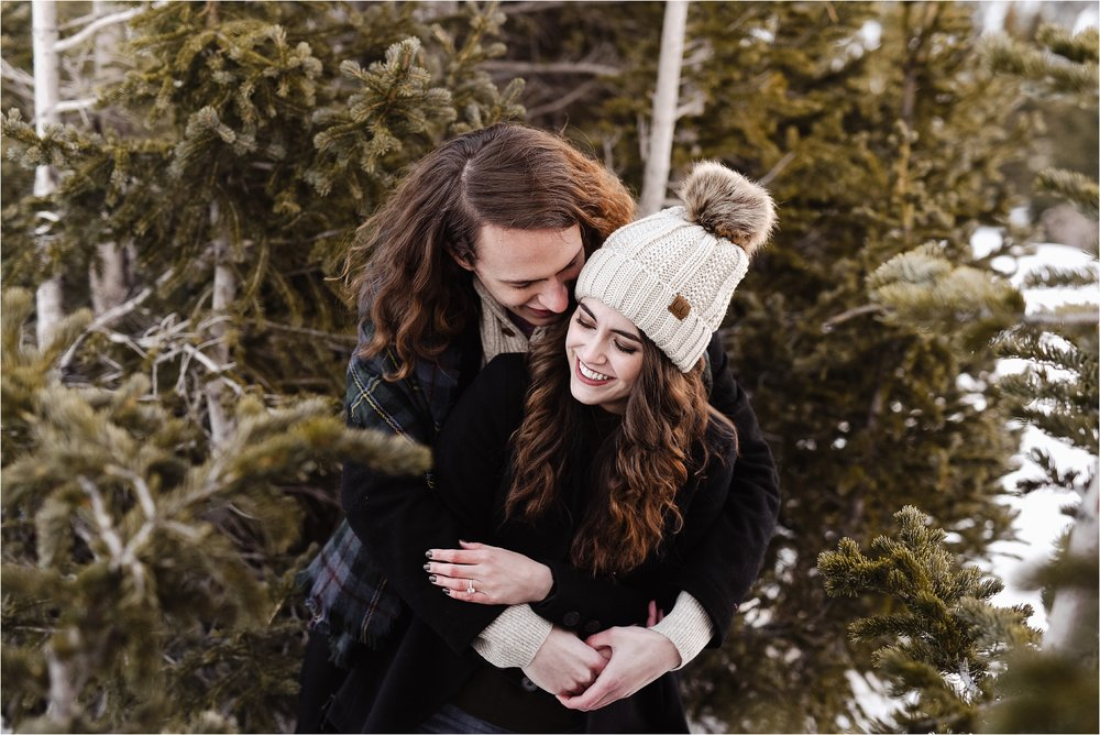Loveland Pass, Colorado, Engagement Session Photos-5.jpg