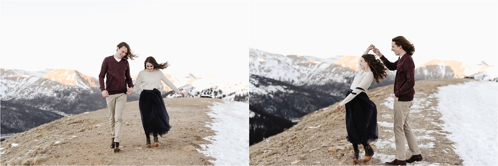 Loveland Pass, Colorado, Engagement Session Photos-24.jpg