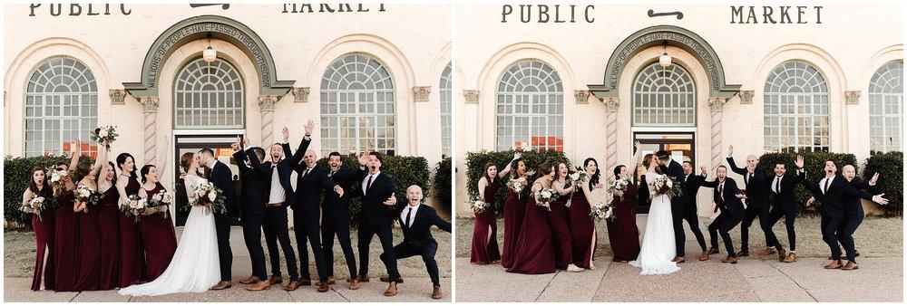 Zach & Sarah Griffin, Oklahoma Farmer's Market Wedding, Oklahoma Wedding Photographer-81.jpg