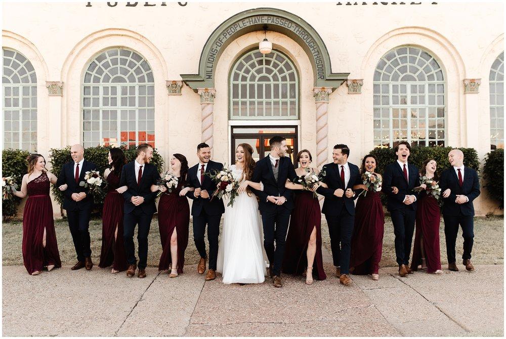 Zach & Sarah Griffin, Oklahoma Farmer's Market Wedding, Oklahoma Wedding Photographer-85.jpg