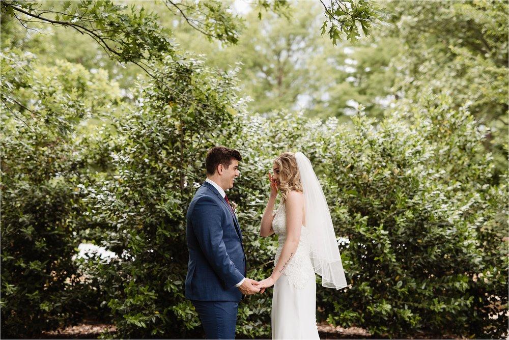 Myriad Gardens Wedding Oklahoma City
