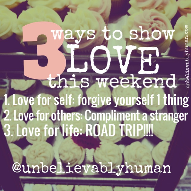 Three ways to try Love