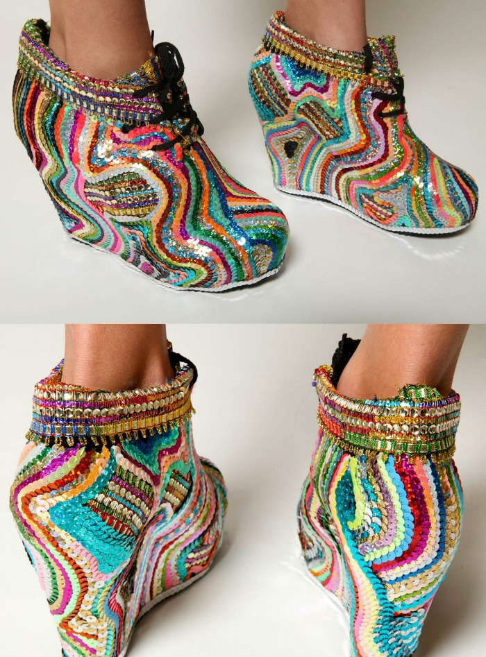 What I wouldn't do for these shoes! c/o