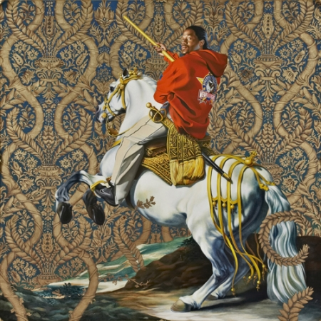 Photo Credits : Artist: Kehinde Wiley