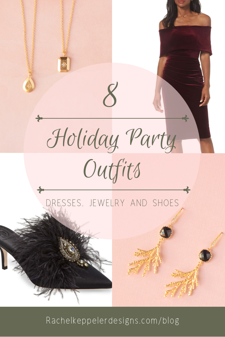 8 Holiday Party Outfits