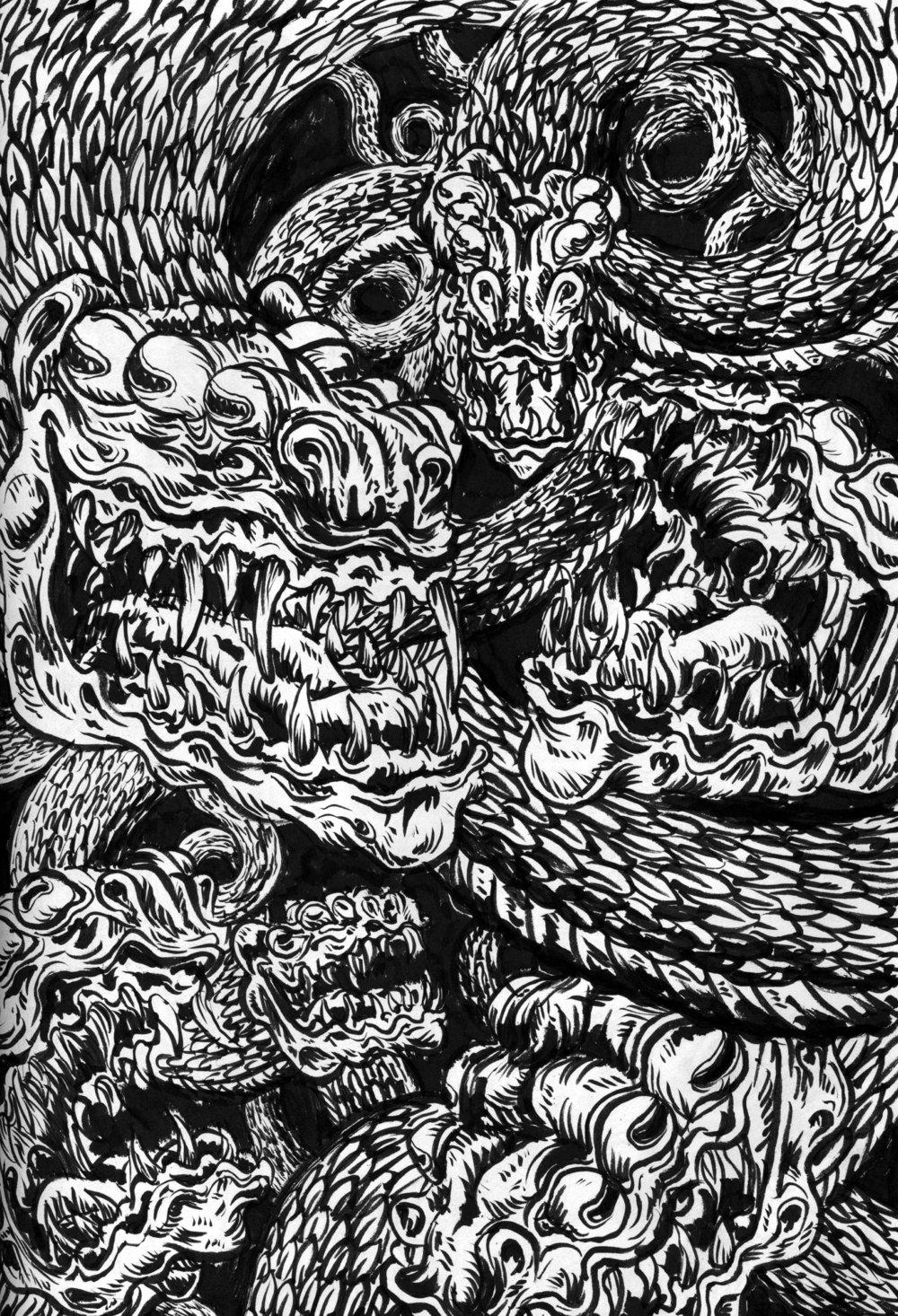 Demon Snakes
